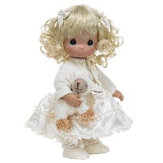 Baby Doll: The Doll Maker Ewe So Sweet Baby Doll Blonde 12 ** Read more reviews…