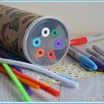 Bouteilles sensorielles [DIY] | Range tes jouets !