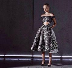 Siyah kisa elbise-little black dress