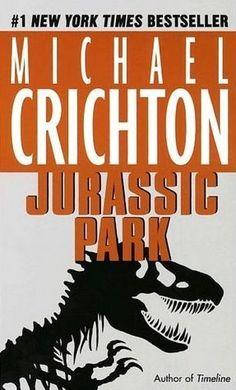 3b2553691 Jurassic Park Book, Famous Books, I Love Books, Great Books, Books To
