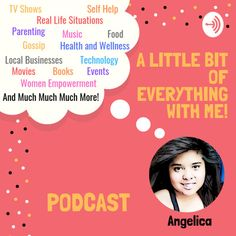 Check Out Podcast, Join me and my friends as we talk about A Little Bit Of Everything. Let's talk Reality TV, health and fitness, let's talk about that new song you have stuck in your head, let's talk about what's happening in the city, let's talk wealth! If you can think it, then let's talk about it. Join in on the fun with me, your host Angelica. Health And Wellness, Health Fitness, Business Technology, Reality Tv, News Songs, Women Empowerment, Self Help, Everything, Things To Think About