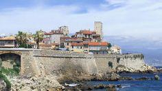 Antibes, French Riviera, France [HD] (videoturysta.pl)
