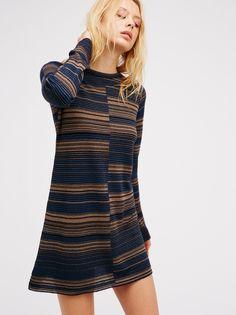 Rave On Sweater Mini