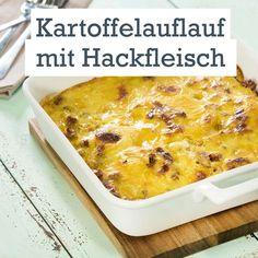 Vom herzhaften Auflauf mit Hack bis zur exotisch-raffinierten Suppe - diese Lieblingsrezepte mit Kartoffeln solltest du dir nicht entgehen lassen!