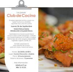 Club de la cocina en VM17