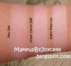 ! **❤ MakeupByJoyce ❤** Tom Ford Lavender Lust1 dupes