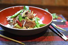 Bœuf sauté à la citronnelle : la recette vietnamienne gourmande et authentique