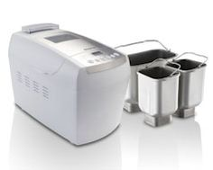 View all the Bread Makers products offered by Creative Housewares Pan Bread, Bread Baking, Wooden Ironing Board, Domestic Appliances, Kitchen Board, How To Make Coffee, Freshly Baked, Taurus, Animals