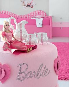 BARBIE BEDROOM   Dormitorios para ni os tem ticos  diferentes   Barbie Room Decoration Ideas  Click for a variety of different images . Barbie Bedroom Decor. Home Design Ideas