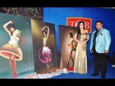 Bollywood Hottie Zarine Khan @ TGB's calender launch.