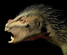 Creepy Vampire Fanged Dinosaur discovered by scientists.