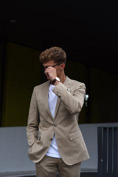 the whole look on www.patkahlo.com   #hugoboss #suit #menstyle #meninspo