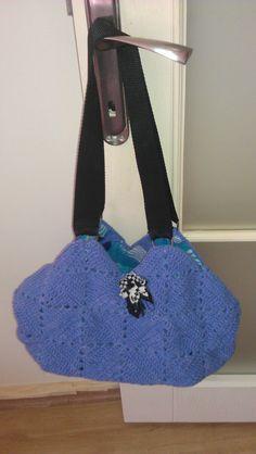 astarlı motifli çanta