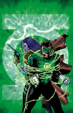 "GREEN LANTERN #32 Written by ROBERT VENDITTI Art and cover by BILLY TAN and ROB HUNTER On sale JUNE 4 • 32 pg, FC, $2.99 US • RATED T ""UPRISING!"" part 3! In the midst of a bloody interstellar revolution against the Green Lantern Corps, the Durlans make a move to claim the ultimate position of power for themselves! But the battered Corps' only hope is intel possessed by a sworn enemy, Nol-Anj!"