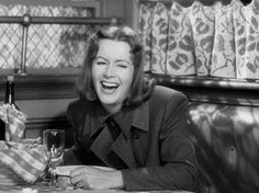"""Garbo laughs!"" from Ninotchka by Ernst Lubitsch (1939)"