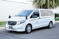 Mercedes Benz Vito Van Hearse by Procopio Special Vehicles Funeral, Mercedes Benz Vito, Strange Cars, Flower Car, Auto Service, Commercial Vehicle, Ambulance, Motor Car, Cool Cars