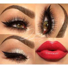 Classic Makeup Look - Image