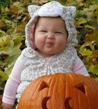 Cat costume. emmaw's baby.