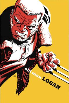 Old Man Logan #2 by Michael Cho