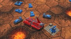 PC version of Ogre the board game about cybernetic tank...