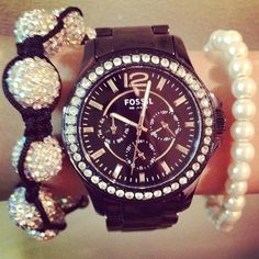 pearls, watches & such