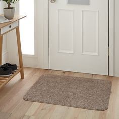 100% cotton door mat washable