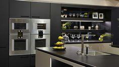 Poggenpohl kitchen display at Grand Designs 2013