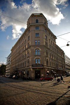 Design Shopping in Helsinki (Finland).