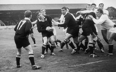 Sir Ian McGeechan: My top 10 international rugby teams of all-time - Telegraph Rugby Teams, All Blacks Rugby Team, International Rugby, Black Beats, British Lions, British Country, Meet The Team, Black Magic, All About Time