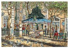 """Lisbona e i suoi tipici Chioschetti: la mia lista - via Lilly's Lifestyle 11.05.2015   E i 30º sono arrivati anche qui e con essi la voglia di rinfrescarsi all'ombra di tetti verdeggianti in centro città. La tradizione delle """"esplanadas"""" (tavoli dei caffè all'aperto) sono note ormai da tutti ma forse non tutti conoscono la grande tradizione dei chioschetti a Lisbona. #portogallo #portugal"""