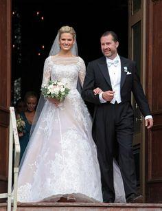 Mariage de Gustaf Magnuson, fils de la princesse Christina de Suède et de Vicky Andren, 31 Aug 2013