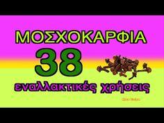 Μοσχοκάρφια 38 εναλλακτικές χρήσεις - YouTube Videos, Fictional Characters, Posts, Youtube, Messages, Fantasy Characters, Youtubers, Youtube Movies