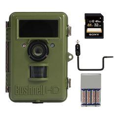 Bushnell Trophy Cam HD  Essential E3 Security Box 119837C