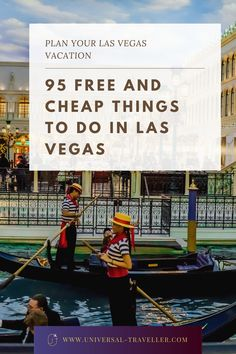 Many people picture Las Vegas as an expensive city where one can loose a lot of money gambling. However, there are actually many cheap things to do in Las Vegas and even free things to do in Las Vegas. Small Luxury Hotels, Most Luxurious Hotels, Luxury Travel, Cheap Things To Do, Free Things To Do, Stuff To Do, Las Vegas Vacation, Las Vegas Hotels, United States Travel
