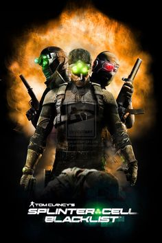 Splinter Cell Blacklist by SargeDevintes on DeviantArt Splinter Cell Blacklist, Tom Clancy's Splinter Cell, Military Couples, Military Love, Character Concept, Character Art, Concept Art, Video Game Collection, Combat Gear