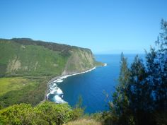 Waipio valley. Big island