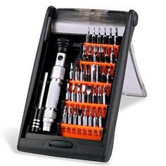 H5 Screwdriver set Magnetic Specialty Bits Precision Electronics Maintenance Tool for Iphone 7 Laptop *** Visit the image link more details. This is Amazon affiliate link. #DIY