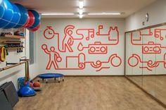 """Empfohlenes @Behance-Projekt: """"Cime – Centro do Exercício"""" https://www.behance.net/gallery/47820761/Cime-Centro-do-Exercicio"""