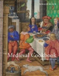 This is just fun reading for me. The Medieval Cookbook: A gastronomic journey through the Middle Ages by Maggie Black.