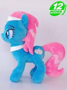 My Little Pony Lotus Blossom Knockoff plush