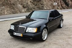 My W124 E500. Just perfect.