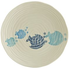 A great catch...Little Fish Salad Plate | Pier 1 Imports
