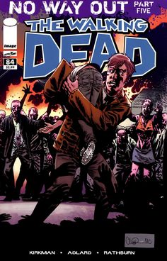 The Walking Dead - Comics by comiXology Walking Dead Comic Book, Walking Dead Comics, The Walking Dead 2, Walking Dead Tv Series, Twd Comics, Horror Comics, Zombie Gifts, Dead Images, Best Zombie