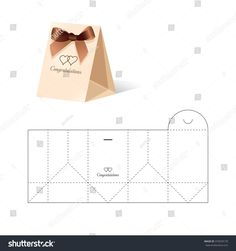 Find Retail Box Blueprint Template stock images in HD and millions of other royalty-free stock photos, illustrations and vectors in the Shutterstock collection. Diy Gift Box, Paper Gift Box, Diy Box, Paper Gifts, Gift Boxes, Cool Paper Crafts, Cardboard Box Crafts, Diy Arts And Crafts, Foam Crafts