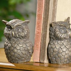 SPI Home Owl Bookend (Set of 2)