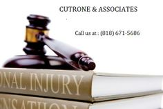 CAR ACCIDENT LAWYER NORTH HOLLYWOOD Cutrone & Associates, a Personal Injury Lawyer in North Hollywood, California is an experienced Car Accident lawyer within the Van Nuys, North Hollywood, Sherman Oaks areas. Lou Cutrone is experienced in auto accident litigation, truck accident litigation, and has 17 years of experience fighting for his client's rights. http://california-personal-injury-lawfirm.com/car-accident-lawyer-north-hollywood/