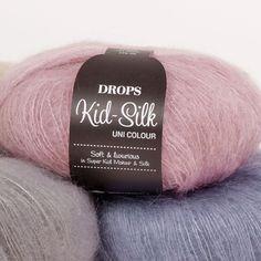 Nuancier de DROPS Kid-Silk ~ DROPS Design