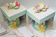 Odskocznia vairatki: Romantyczne boxy dla rodziców Decorative Boxes, Handmade, Home Decor, Hand Made, Decoration Home, Room Decor, Home Interior Design, Decorative Storage Boxes, Home Decoration