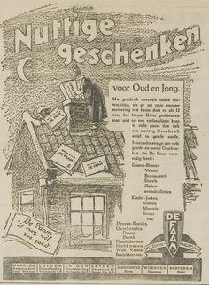 Advertentie illustratie 1925