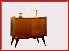 COMMODE / BUFFET / ENFILADE VINTAGE